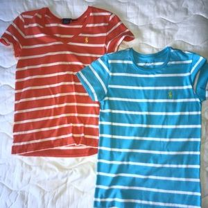 Double package!! Polo t-shirts